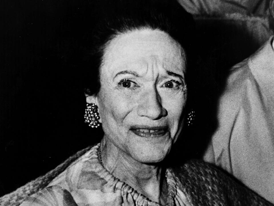 wallis simpson 1975