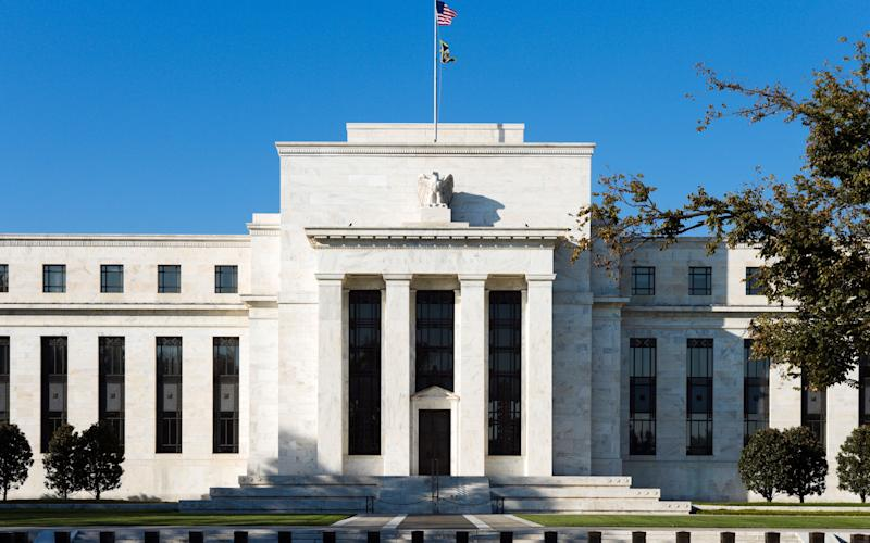 The vice chairman job at the Fed has been vacant since Stanley Fischer stepped down in October - © Ian Dagnall / Alamy Stock Photo