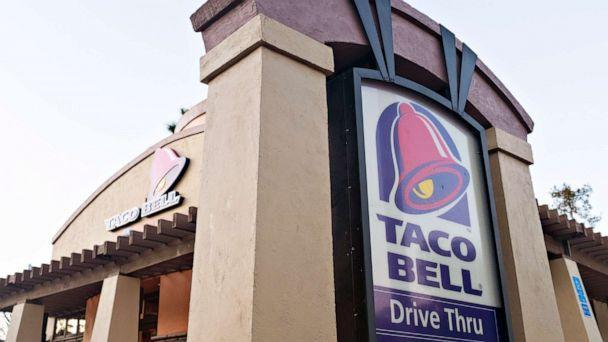 PHOTO: Taco Bell in California. Taco Bell CEO Mark King announced, March 13, 2020, that the fast-food chain is prepared to close all dining rooms and only offer drive-thru and delivery to help prevent the coronavirus from spreading. (Getty Images)
