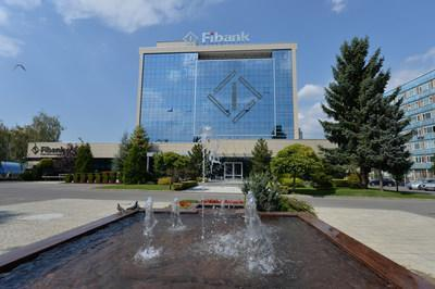 Fibank Head Office Bulgaria (PRNewsfoto/Fibank (First Investment Bank))
