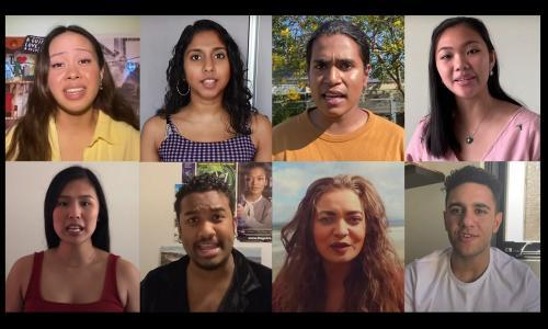 These are the faces of Australian musical theatre. They need you to see them