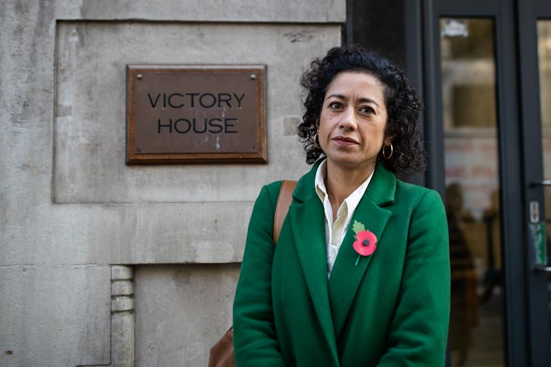 BBC loses equal pay case with Samira Ahmed
