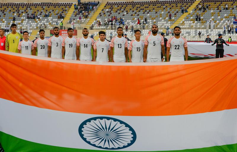 FIFA Rankings: India climb two places to 101