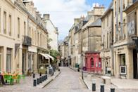 <p><strong>Population:</strong> 13,656</p> <p>Bayeux is best known for the 11th-century tapestry bearing its name, but it holds a special place in recent history as well, as it was the first town liberated by the Allies after they landed on Normandy beach in 1944. As a result, its appeal is a mix of the classic (the Norman-Gothic Bayeux Cathedral that dominates the skyline) and the more contemporary (a somber, minimalist World War II cemetery).</p>