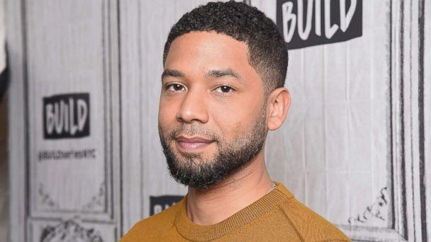 PHOTO: Actor Jussie Smollett visits Build Studio on Nov. 14, 2018 in New York. (Gary Gershoff/WireImage/Getty Images, FILE)