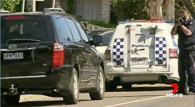 Unaware her son was in the car, the woman drove to work and only found him eight hours later. Picture: 7 News