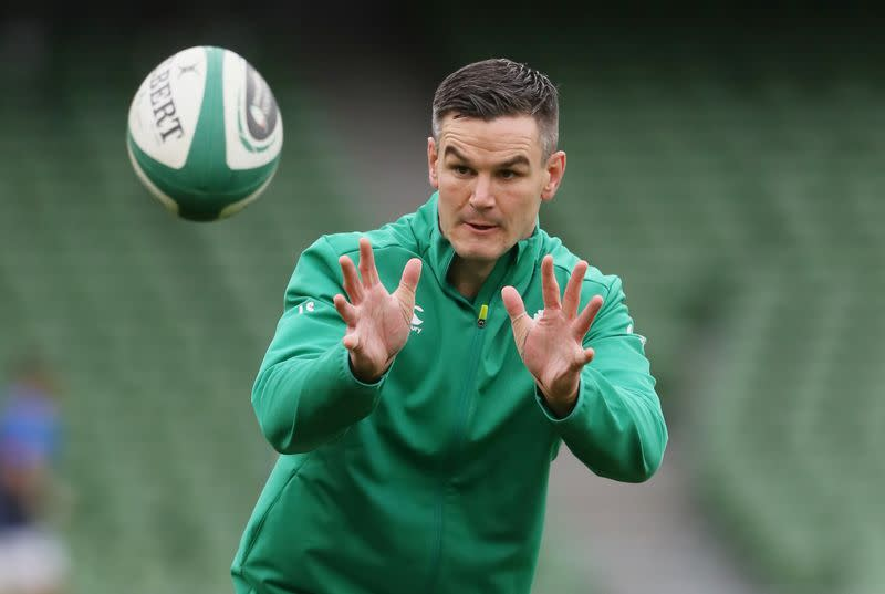 FILE PHOTO: Six Nations Championship - Ireland v Italy