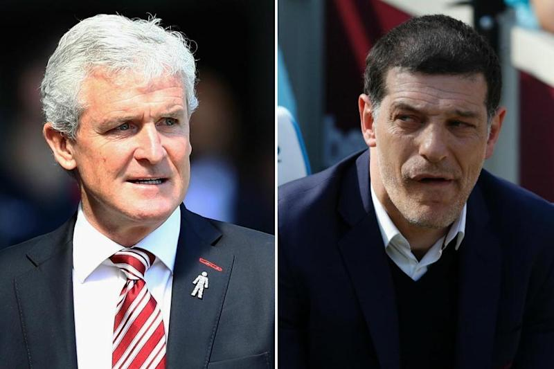 Hammered | West Ham have not beaten Stoke City in any competition in over four years