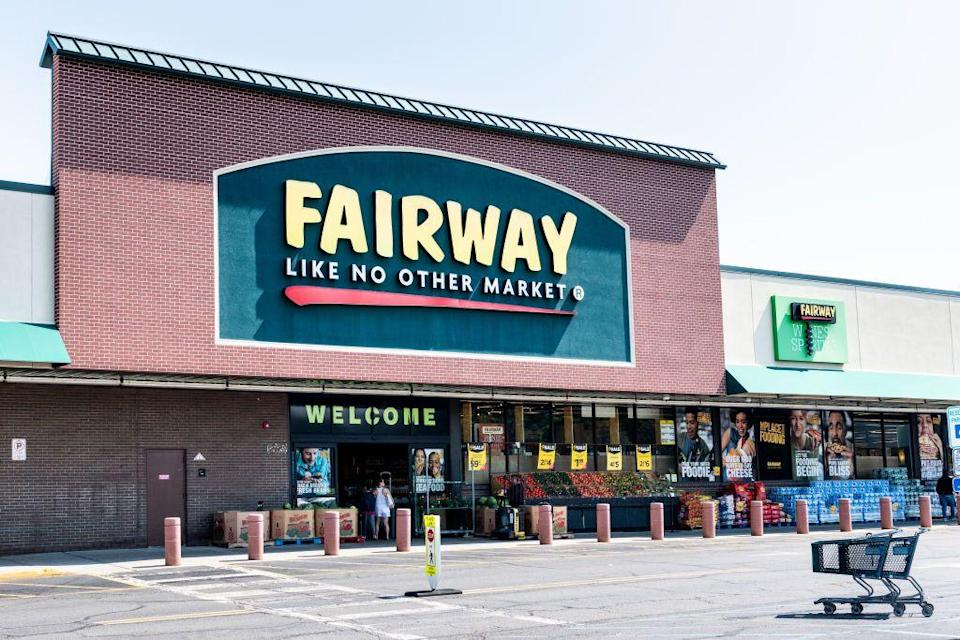 "<p>Most <a href=""https://www.fairwaymarket.com/"" rel=""nofollow noopener"" target=""_blank"" data-ylk=""slk:Fairway"" class=""link rapid-noclick-resp"">Fairway</a> stores will be <strong>open from 7 a.m. until 11 p.m.</strong></p>"