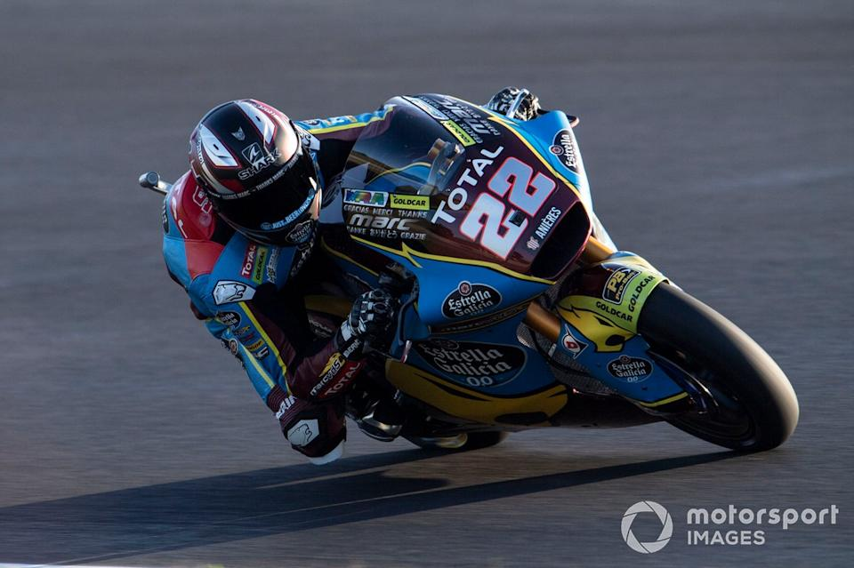 "Sam Lowes, Marc VDS Racing<span class=""copyright"">Gold and Goose / Motorsport Images</span>"