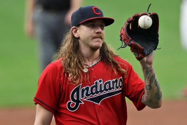 Padres get Clevinger from Indians in 5th trade in 3 days