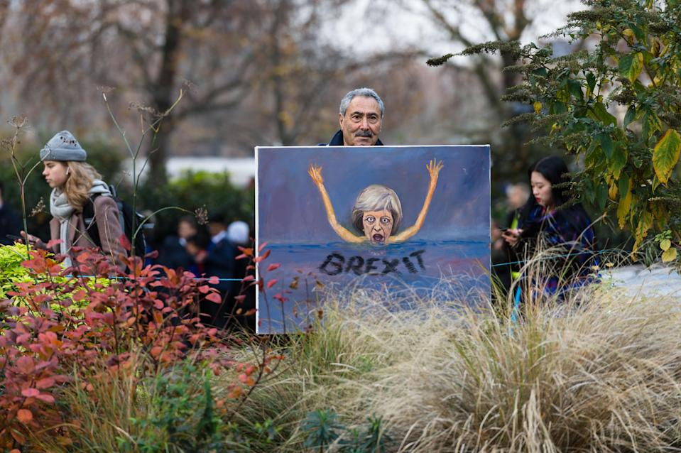 A civil servant has revealed a possible reason that the UK is not prepared for a no-deal Brexit (Getty Images)