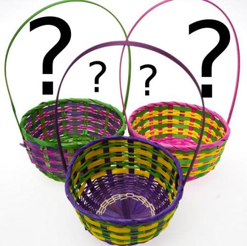 Pin this dress up a store bought easter basket for under 5 video if you dont like youre store bought easter basket and are wondering how to personalize it this diy is for you photo avocado barrel negle Image collections