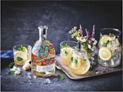 """<p>The new <a href=""""https://www.delish.com/uk/cocktails-drinks/a32433445/mands-elderflower-gin-glitter-globe/"""" rel=""""nofollow noopener"""" target=""""_blank"""" data-ylk=""""slk:Gin Glitter Globe"""" class=""""link rapid-noclick-resp"""">Gin Glitter Globe</a> hosts a refreshing blend of elderflower and gin, along with 23 carat gold leaf for a delicious, shimmering summer spirit. It's even been described as the """"must-have addition"""" to your summer cocktails. </p><p><strong>Available in M&S stores, £15.00</strong></p>"""