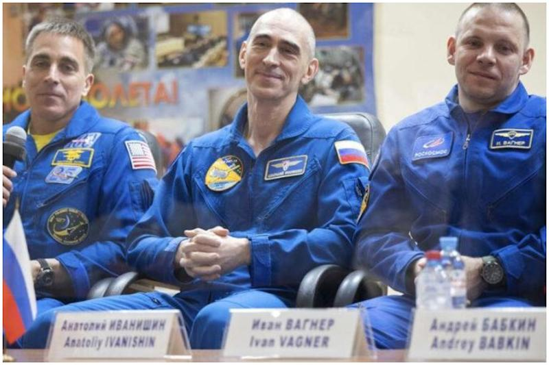 No Press, No Family: Three-man Space Crew Set for Launch as Earth Battles COVID-19 Pandemic