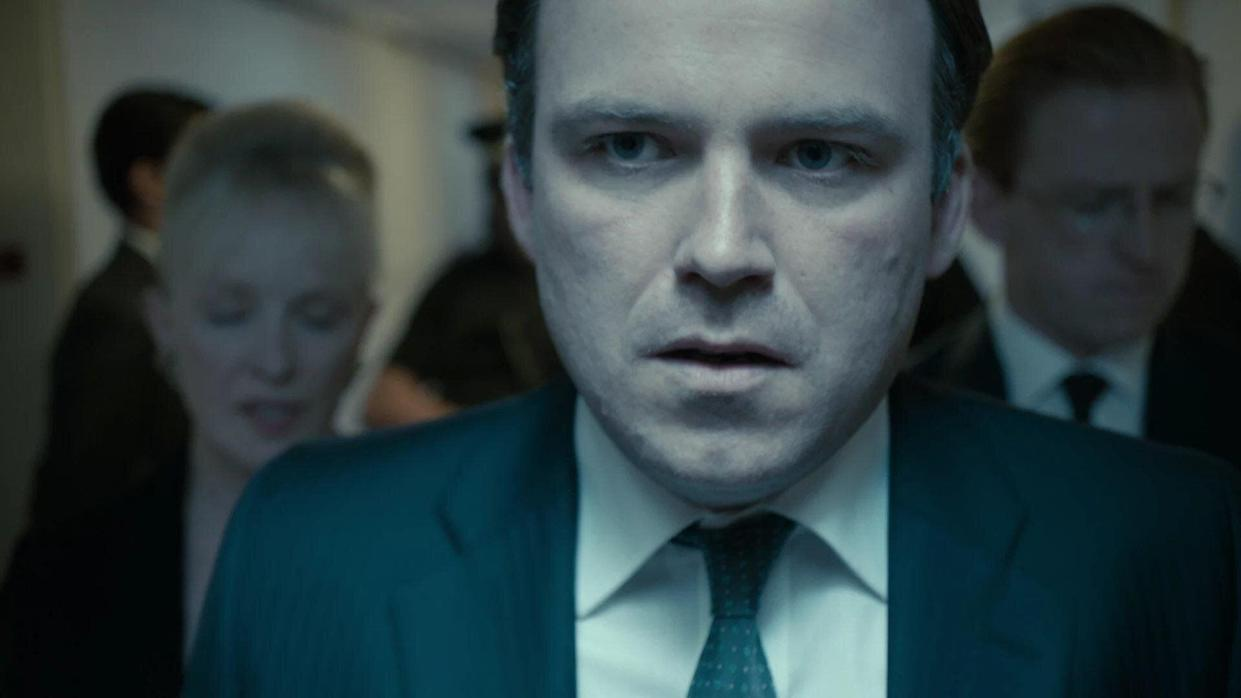 Rory Kinnear in the brilliant 'The National Anthem' (credit: Netflix)