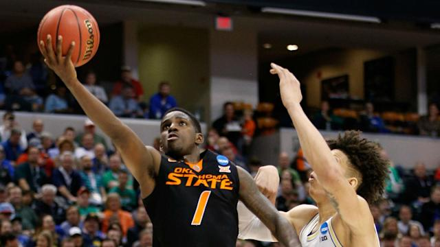 Oklahoma State covered on a meaningless buzzer-beating three by Jawun Evans.