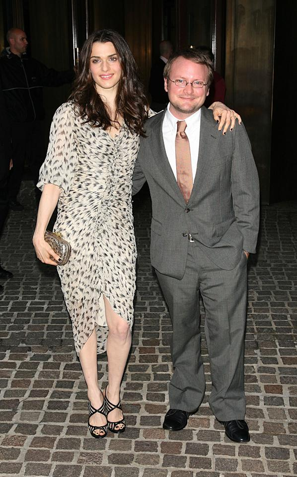 "<a href=""http://movies.yahoo.com/movie/contributor/1800019614"">Rachel Weisz</a> and director <a href=""http://movies.yahoo.com/movie/contributor/1808643266"">Rian Johnson</a> at the New York screening of <a href=""http://movies.yahoo.com/movie/1809843292/info"">The Brothers Bloom</a> - 05/07/2009"