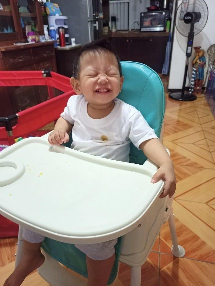 weaning a premature baby