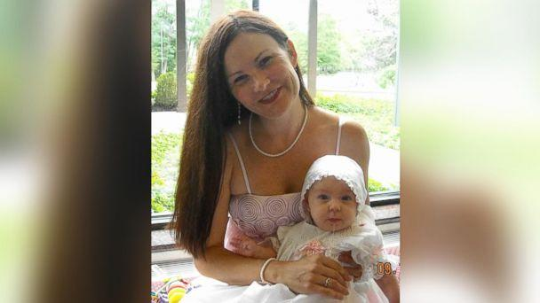 PHOTO: Kristie Reeves-Cavaliero, shown holding her baby, Sophia Rayne 'Ray Ray' Cavaliero, has been raising awareness to help prevent the number of hot car-related deaths in children. (Kristie Reeves-Cavaliero)