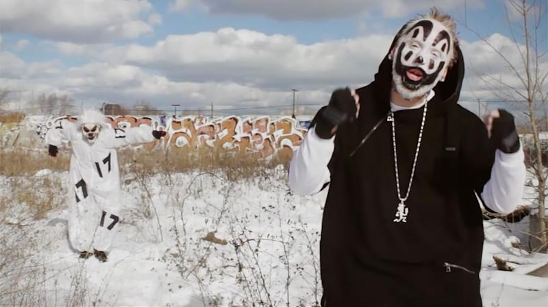 Watch Insane Clown Posse's Creepy Christina Aguilera Cover