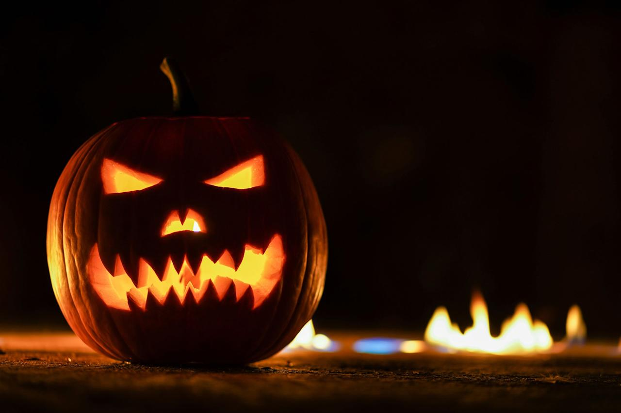 "<p><a href=""https://www.countryliving.com/entertaining/g460/vintage-halloween/"">Halloween</a> is finally upon us, and odds are you're feeling ready to get into the spooky spirit. The question, of course, is <em>how</em><em></em>?<em></em>A trip to a nearby haunted house will definitely freak you out, turning on your favorite <a href=""https://www.countryliving.com/life/entertainment/g22119835/netflix-halloween-movies/"">horror movie</a> or <a href=""https://www.countryliving.com/life/entertainment/g28276822/serial-killer-movies/"">serial killer movie</a> will give you a serious case of the heebie-jeebies, and even just <a href=""https://www.countryliving.com/life/a23109458/halloween-instagram-captions/"">scrolling through Instagram</a> this time of year can yield plenty of eerie, spine-chilling images. But if you really want to bring out your dark side, there's no easier way to do so than by reading these scary quotes. </p><p>Here, we've selected the ones that we think will give you a fright (in the very best way). Most of the sayings we've included are pulled straight from your favorite <a href=""https://www.countryliving.com/life/entertainment/g3624/best-halloween-movies/"">scary movies</a> and <a href=""https://www.countryliving.com/life/entertainment/g22228647/vampire-books/"">Halloween books</a>, so you'll definitely recognize a few of the quotes on this list. You'll also notice a few famous names, including Stephen King, Dante Alighieri, and Edgar Allan Poe. </p><p>Of course, once you're actually in the mood for the holiday, you'll want to begin prepping! There are so many ways to start celebrating, and you don't have to wait until <a href=""https://www.countryliving.com/home-design/decorating-ideas/g28647854/amazon-halloween-decorations/"">October 31</a> to do so. We recommend kicking things off by <a href=""https://www.countryliving.com/diy-crafts/g4571/diy-halloween-costumes-for-women/"">making your own costume</a> (and your <a href=""https://www.countryliving.com/diy-crafts/g1360/halloween-costumes-for-kids/"">kids' costumes</a>!), <a href=""https://www.countryliving.com/diy-crafts/g1189/best-halloween-crafts-ever/"">crafting some wicked DIYs</a>, and baking a few <a href=""https://www.countryliving.com/food-drinks/g1194/halloween-treats/"">seasonal sweet treats</a> too. And don't forget about the <a href=""https://www.countryliving.com/diy-crafts/g1350/pumpkin-decorating-1009/"">pumpkin decorating</a> that needs to be done! Whether you decide to <a href=""https://www.countryliving.com/diy-crafts/g1363/painted-pumpkins/"">paint your pumpkins</a> or <a href=""https://www.countryliving.com/diy-crafts/g279/pumpkin-carving-ideas/"">carve your gourds</a> this year, you could even choose to adorn them with one of the scary quotes from our list (or make a whole quote ""patch"" on your <a href=""https://www.countryliving.com/diy-crafts/g1370/outdoor-halloween-decorations/"">front porch</a>).<br></p>"