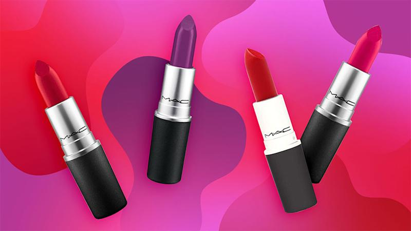 The Iconic Lipstick Shades a MAC Newbie Should Always Start With