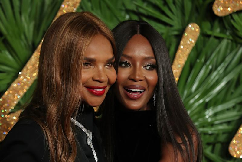 Naomi Campbell Shares the Secret to Her Walk: Coaching From Her Mom