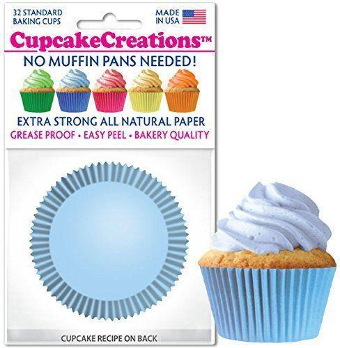 "<p><strong>Cupcake Creations</strong></p><p>amazon.com</p><p><strong>$10.59</strong></p><p><a href=""http://www.amazon.com/dp/B00RPQC2G2/?tag=syn-yahoo-20&ascsubtag=%5Bartid%7C10055.g.28563931%5Bsrc%7Cyahoo-us"" rel=""nofollow noopener"" target=""_blank"" data-ylk=""slk:Shop Now"" class=""link rapid-noclick-resp"">Shop Now</a></p><p>If you don't have the space to store a cupcake pan, stock up on these freestanding cupcake wrappers. These disposable cups stay upright on a basic baking sheet, allowing you to fit more in the oven at once. They're available in three sizes and countless no-fade colors and patterns that are perfect for any occasion. Birthdays are saved.</p>"