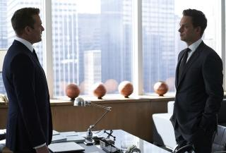 Suits Mike Returns