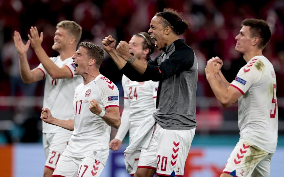 Wales vs Denmark, Euro 2020 last-16: What time is kick-off, what TV channel is it on and what is our prediction? - Getty Images