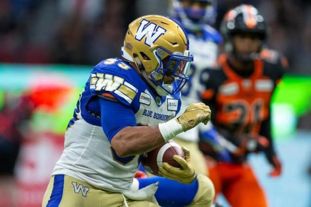 """VANCOUVER — Coach DeVone Claybrooks says his B.C. Lions beat themselves on Saturday night.Facing a proven Winnipeg Blue Bombers squad stacked with veterans, the revamped Lions team struggled to connect, dropping balls, allowing interceptions and taking unnecessary penalties in a 33-23 loss.""""It's about the details. The championship teams play the details better than anyone else. And you make the average plays every day,"""" Claybrooks said. """"Being bland is great in this game. If you're bland and you're doing what you're supposed to do, you'll be just fine.""""Errors weren't limited to a single area, the coach added.""""It wasn't just the offence or the defence or special teams. Every unit took a turn messing up the play,"""" he said. """"But when you play a good team like (Winnipeg), they'll make you pay for those mistakes.""""The game, a season opener for both sides, wasn't pristine for the Bombers either, said coach Mike O'Shea.""""This one was an odd one,"""" he said. """"This game had everything. As a head coach we will scoot out of here with the two points but we have a lot of work to do to clean it up all up. It certainly wasn't the cleanest game you would hope for.""""Both teams had errors, but the Bombers (1-0) kept fighting, said quarterback Matt Nichols, who tossed for 184 yards and three touchdowns, finishing 21 of his 33 passing attempts.""""We played some good complimentary football, all sides picking each other up,"""" he said. """"That's what this team is all about, having each others backs.""""B.C. underwent a massive revamp of the roster and coaching staff over the off-season, so Winnipeg wasn't entirely sure what they would face on Saturday, Nichols added.""""I think we had a good plan that kind of handled everything, converted some good second downs,"""" he said. """"We finished off drives with touchdowns instead of field goals which was key tonight.""""Receiver Drew Wolitarsky reeled in two strikes for the Bombers, while Darvin Adams added another. Quarterback Chris Strevler also managed to sneak acr"""