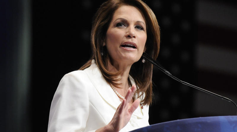 Michele Bachmann Says She's Considering Running For Al Franken's Senate Seat