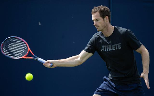 Wimbledon 2018 Andy Murray fitness: Former champion waits to see if he can compete after lengthy injury spell