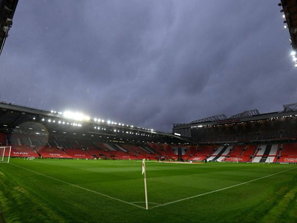 A general view of Old Trafford (Getty Images)