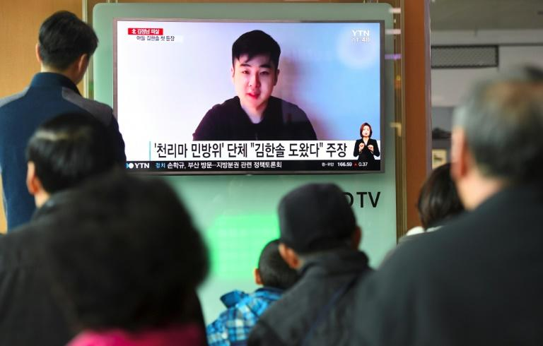 There are fears Kim Jong-Nam's son Han-Sol could be targeted next