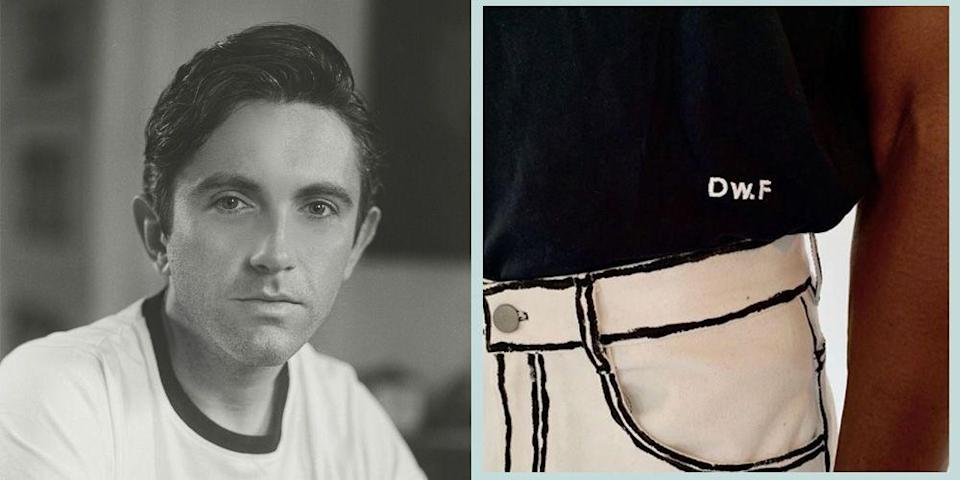 Designer Daniel w Fletcher On The Future Of Fashion And The Perfection Of Celine Dion