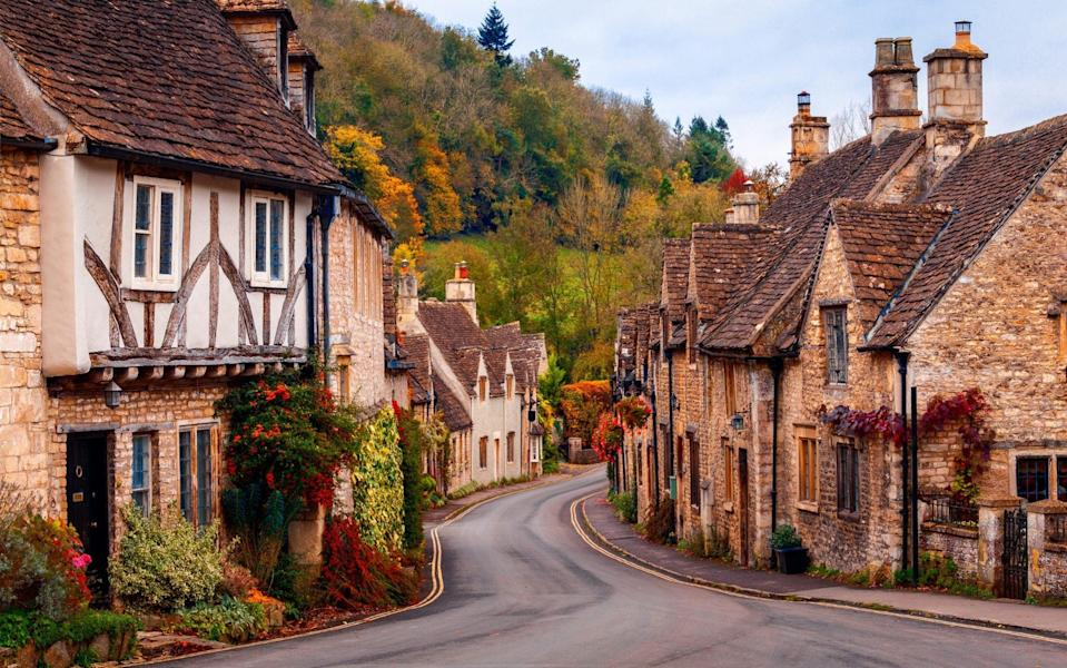 Castle Combe is an English classic - Getty