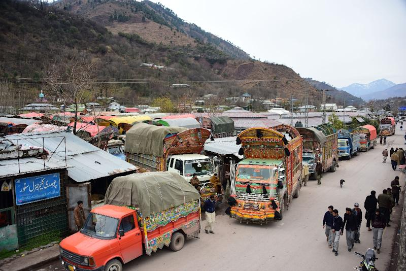 India and Pakistan have fought three wars over Kashmir