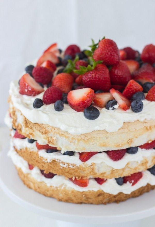 "<p>The coconut whipped cream is going to rock your world.</p><p>Get the recipe from <a href=""http://blahnikbaker.com/angel-food-cake-with-coconut-whipped-cream-and-berries/"" rel=""nofollow noopener"" target=""_blank"" data-ylk=""slk:Blahnik Baker"" class=""link rapid-noclick-resp"">Blahnik Baker</a>.</p>"