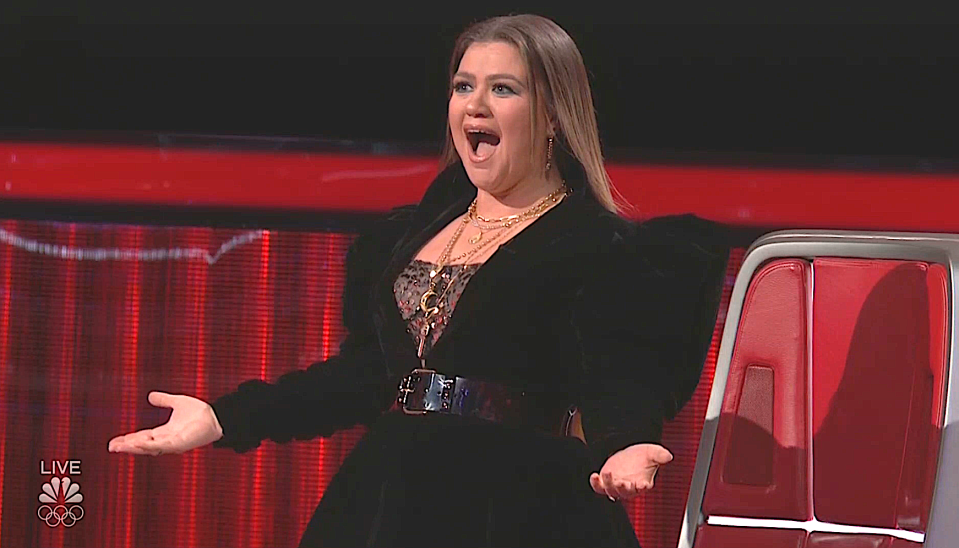 Kelly Clarkson has three contestants going into this 'Voice' season's frustratingly truncated semifinals. (Photo: NBC)