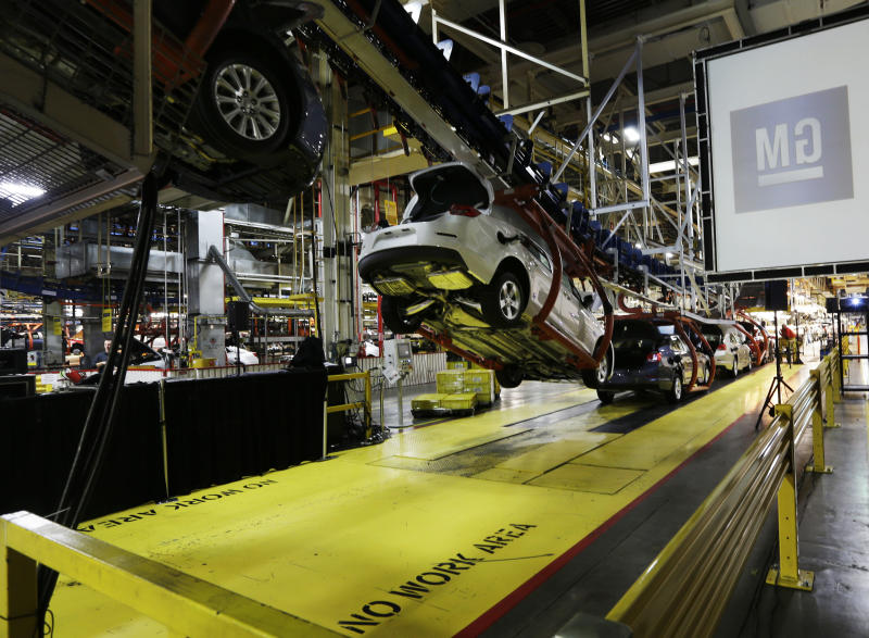 Gov't expects to finish GM stock sale by year end
