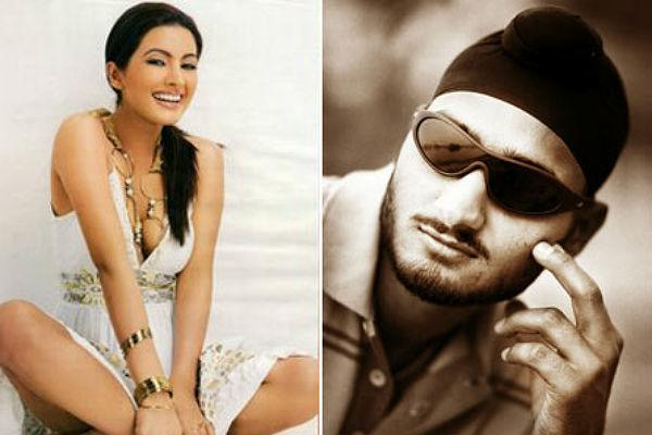<b>7. Harbhajan Singh and Geeta Basra</b><br><br>The hot-headed cricketer and the actress have been dating for quite a while though they have never admitted the relationship in public. The couple are apparently very much together and this relationship might be a success story in this list.