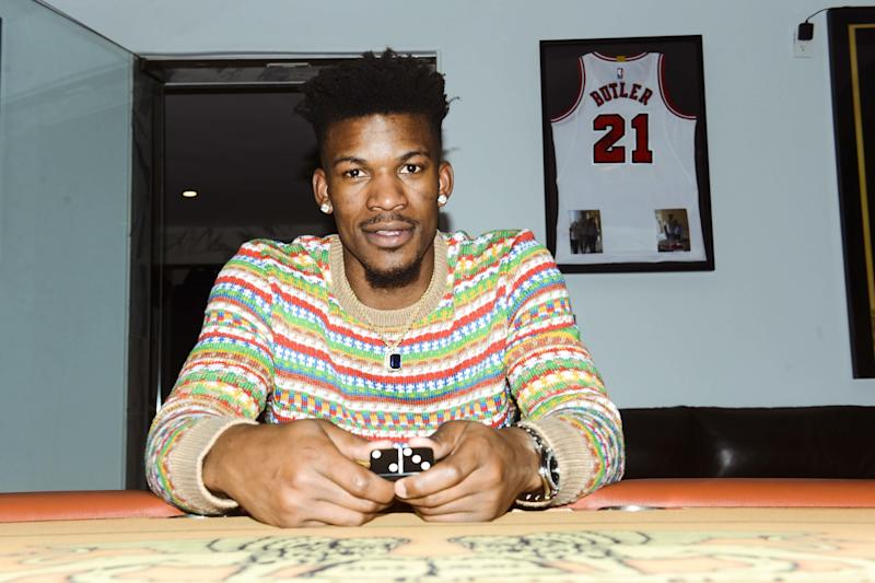 Jimmy Butler Is Making It Up as He Goes Along
