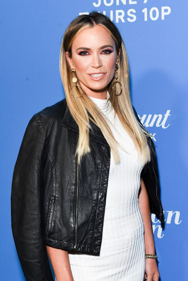 "<p>Teddi Mellencamp is the latest in a string of Housewives to fall from grace. After a rocky season 9 <em>and</em> season 10 on the <em>Real Housewives of Beverly Hills</em>, rumors flurried about her removal from the cast (there were even <a href=""https://www.change.org/p/bravo-andycohen-fire-kyle-and-teddi-from-rhobh"" target=""_blank"">petitions</a>). Shorty after season 10 wrapped, Teddi's weight loss program, All In by Teddi, came under fire when clients claimed that All In would restrict them to eating 500-1,000 calories a day. Alas, it came as no surprise when Teddi announced on Sept. 22, 2020, that her contract had not been renewed a fourth season. </p><p>""I figured I could give you a little update on what's going on,"" she shared in the Instagram <a href=""https://www.instagram.com/p/CFdMJ6bBsqM/"" target=""_blank"" title=""(opens new window)"">video</a>. ""I recently found out that my contract as a Housewife is not being renewed. Of course I could give you the standard response of, 'Oh we both came to the decision that it would be best.' Nah, I'm not going to do that — that's not who I am. Of course when I got the news I was sad. It feels like a breakup, almost,"" she said. Hey, at least she's honest! </p>"