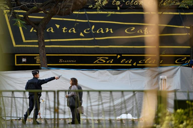 The Bataclan concert hall was the scene of one of six coordinated attacks in and around Paris on November 13, 2015