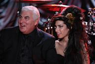 "One of the top moments in the 2008 telecast came courtesy of the late <a href=""http://www.glamour.com/about/amy-winehouse?mbid=synd_yahoo_rss"" rel=""nofollow noopener"" target=""_blank"" data-ylk=""slk:Amy Winehouse"" class=""link rapid-noclick-resp"">Amy Winehouse</a>. Though she wasn't granted a work visa in time to appear at the show, she performed on a London soundstage. After pulling off rousing renditions of ""Rehab"" and ""I'm No Good,"" the soulful singer was awarded Record of the Year honors, and, judging by the look on her face, nobody was more surprised than she was."