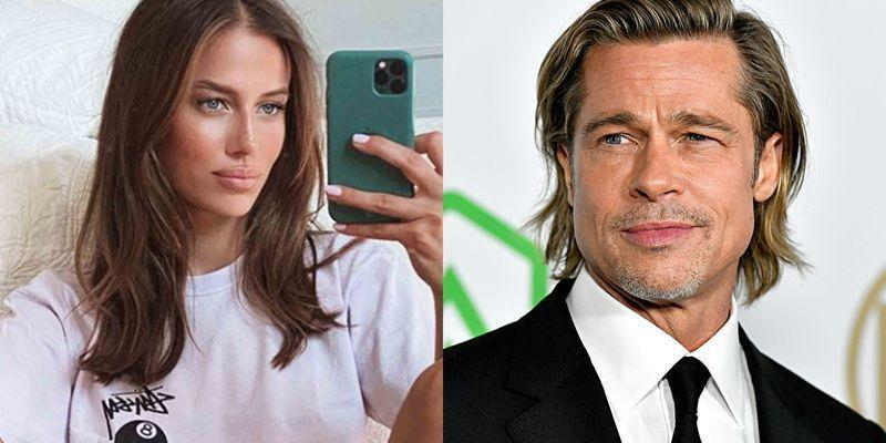 """<p>Pitt is seen with his new girlfriend, <a href=""""https://www.marieclaire.com/celebrity/a33820374/who-is-nicole-poturalski-brad-pitt-girlfriend/"""" rel=""""nofollow noopener"""" target=""""_blank"""" data-ylk=""""slk:Nicole Poturalski"""" class=""""link rapid-noclick-resp"""">Nicole Poturalski</a>, at the very same French castle where he and Jolie married in 2014. Why is this big drama, you may ask yourself? Because it was on the SAME DAY as their wedding anniversary.</p><p> A source close to Pitt <a href=""""https://www.marieclaire.com/celebrity/a33926516/brad-pitt-nicole-poturalski-angelina-jolie-wedding-venue-anniversary-castle/"""" rel=""""nofollow noopener"""" target=""""_blank"""" data-ylk=""""slk:told  Us Weekly"""" class=""""link rapid-noclick-resp"""">told <em> Us Weekly</em></a>, """"He just doesn't care if Angelina is going to lash out. He expects she will."""" The most awkward part of all? They're *still* not officially divorced, even all these years later. </p><p>What's also interesting is that Poturalski immediately starts drawing comparison to Jolie <em>and</em> Aniston in terms of her looks<em>.</em></p>"""