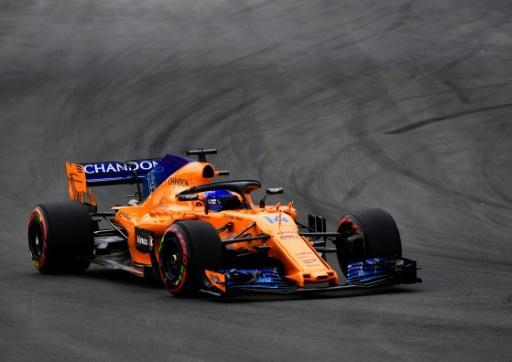 Fernando Alonso produced his best qualifying of the season to sit eighth on the grid for Sunday's Spanish Grand Prix