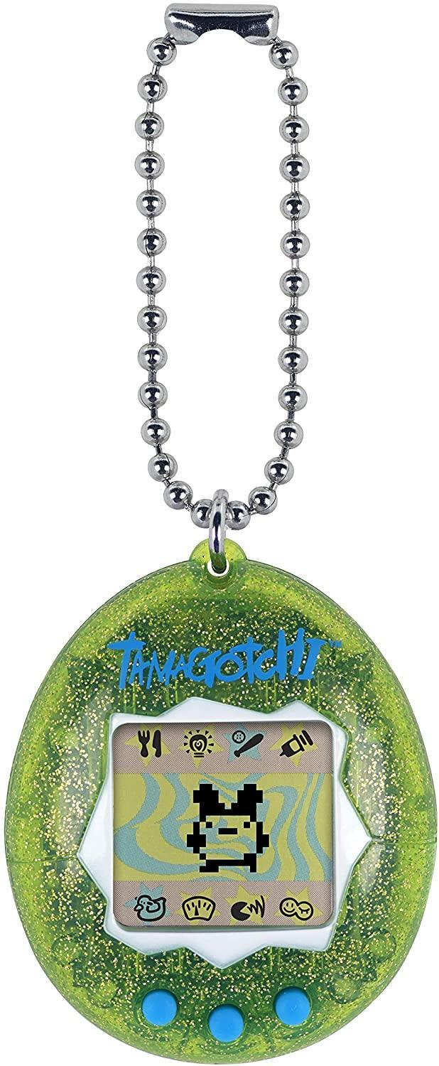 """<h2>The Original Tamagotchi </h2><br>Whether you're buying this for a child, a 30-something, or for yourself, the gift of an OG Tamagotchi is a timeless choice. This little glittery gizmo (available on Amazon!) has the original programming from its iconic birth year — meaning you'll be able to feed, play, prescribe medicine, clean, and raise this virtual pet like it's 1997. <br><br><strong>Tamagotchi</strong> Original Tamagotchi - Majestic, $, available at <a href=""""https://amzn.to/37P8LWz"""" rel=""""nofollow noopener"""" target=""""_blank"""" data-ylk=""""slk:Amazon"""" class=""""link rapid-noclick-resp"""">Amazon</a>"""
